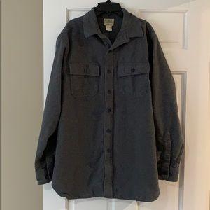 L.L. Bean Chamois Shirt